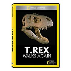 T. Rex Walks again DVD