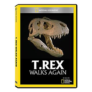 View T. Rex Walks Again DVD Exclusive image