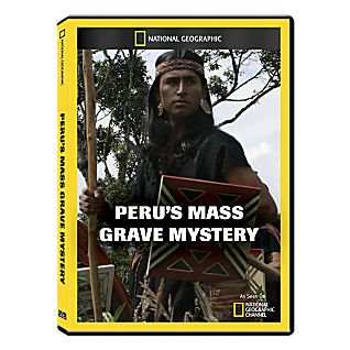 Peru's Mass Grave Mystery DVD Exclusive