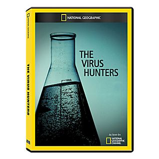The Virus Hunters DVD Exclusive