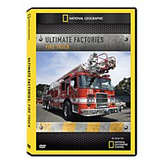 Ultimate Factories: Fire Truck DVD