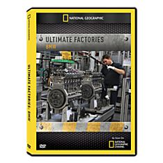 Ultimate Factories: BMW DVD