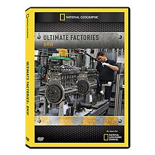 View Ultimate Factories: BMW DVD Exclusive image