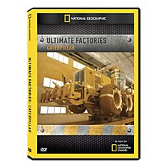 Ultimate Factories: Caterpillar DVD Exclusive