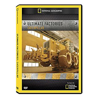 View Ultimate Factories: Caterpillar DVD Exclusive image