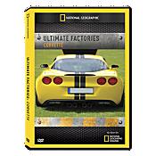 Ultimate Factories: Corvette DVD Exclusive