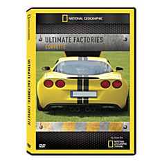 Ultimate Factories: Corvette DVD