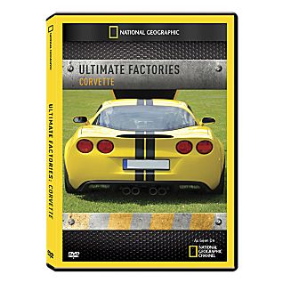 Ultimate Factories: Corvette DVD Exclusive