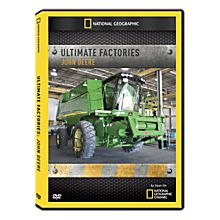 Ultimate Factories: John Deere DVD