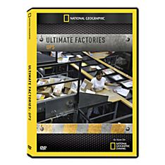 Ultimate Factories: UPS DVD