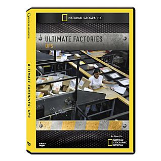 View Ultimate Factories: UPS DVD Exclusive image