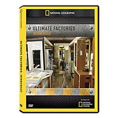Ultimate Factories: Winnebago DVD