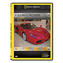 Ultimate Factories: Ferrari DVD Exclusive