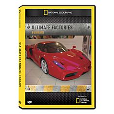 Ultimate Factories: Ferrari DVD