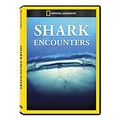 Shark Encounters DVD