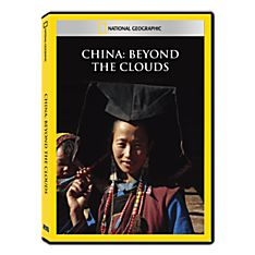 China: Beyond the Clouds, Part 1 & Part 2 DVD