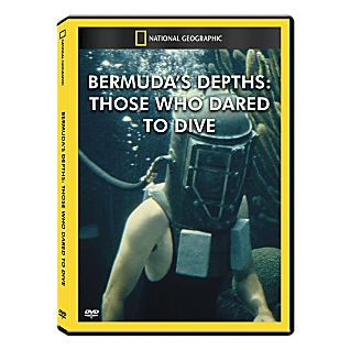 View Bermuda's Depths: Those Who Dared Dive DVD Exclusive image