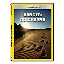 Danger! Quicksand DVD Exclusive