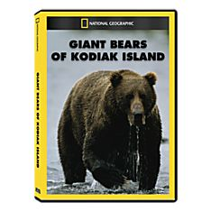 Giant Bears of Kodiak Island DVD