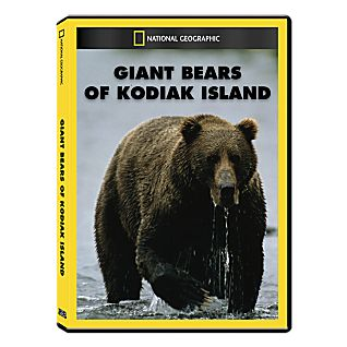 View Giant Bears of Kodiak Island DVD Exclusive image