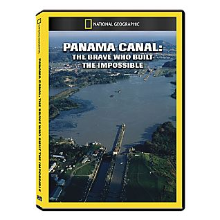 View Panama Canal: The Brave Who Built the Impossible DVD Exclusive image