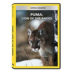 Puma: Lion of the Andes DVD