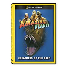 Amazing Planet: Creatures of the Deep DVD