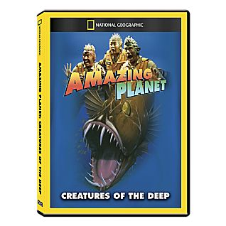 View Amazing Planet: Creatures of the Deep DVD Exclusive image