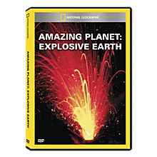 Amazing Planet: Explosive Earth DVD