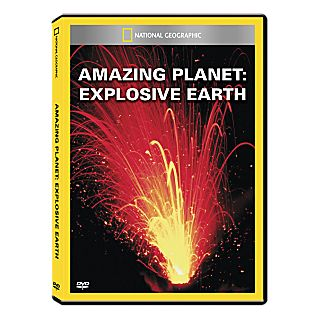 View Amazing Planet: Explosive Earth DVD Exclusive image
