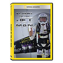 The Flight of the Jet Man DVD Exclusive