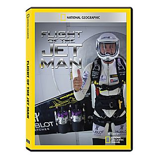 View The Flight of the Jet Man DVD Exclusive image