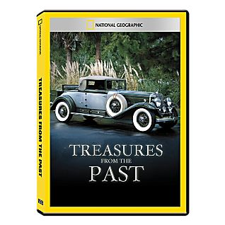 Treasures from the Past DVD Exclusive