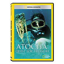 Atocha: Quest for Treasure DVD