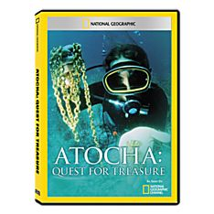 Atocha: Quest for Treasure DVD Exclusive
