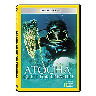 View Atocha: Quest for Treasure DVD Exclusive image