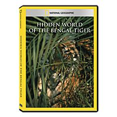 Hidden World of the Bengal Tiger DVD