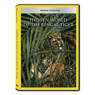 Hidden World of the Bengal Tiger DVD Exclusive