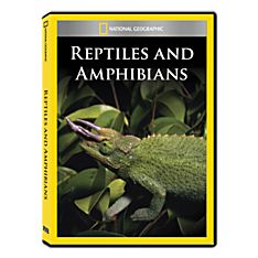 Reptiles and Amphibians DVD