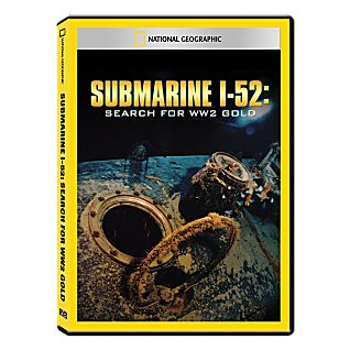 View Submarine I-52: Search for WWII Gold DVD Exclusive image