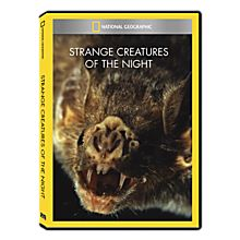 Strange Creatures of the Night DVD