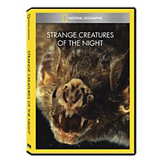 Strange Creatures of the Night DVD Exclusive