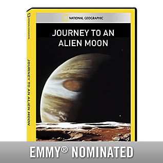 Journey to an Alien Moon DVD Exclusive