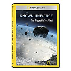 Known Universe: The Biggest & Smallest DVD
