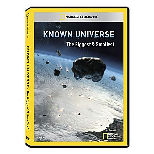 View Known Universe: The Biggest & Smallest DVD Exclusive image