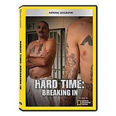 Hard Time: Breaking In DVD