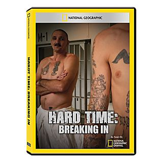 View Hard Time: Breaking In DVD Exclusive image