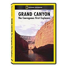 Grand Canyon: The Courageous First Explorers DVD