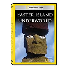 Easter Island Underworld DVD