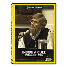Inside a Cult: Messiah on Trial DVD